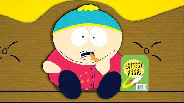 Le patatine Cheesy Poofs di South Park