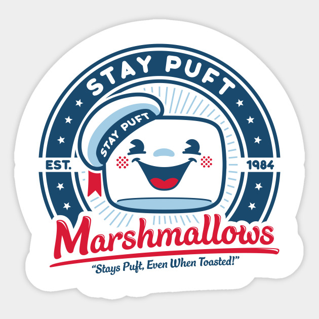 La Stay Puft Marshmallows di Ghostbusters