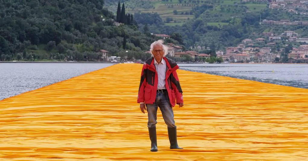 Christo e la land art